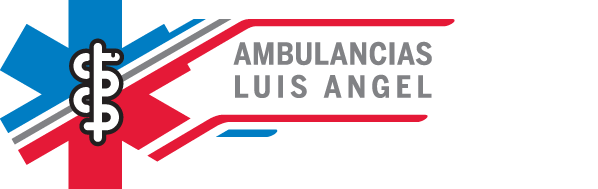 Logotipo de Ambulancias Luís Ángel